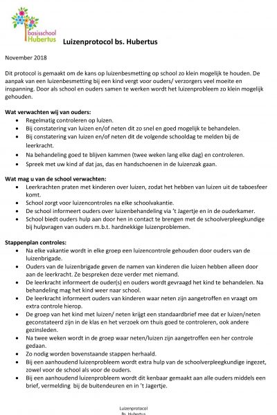 Luizenprotocol bs Hubertus nov. 2018 -1